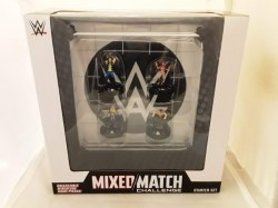 Heroclix WWE Mixed Match Challenge Ring 2-Player Starter Set
