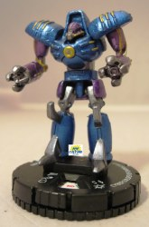 Heroclix Yu-Gi-Oh! Series 1 003 Cyber Soldier