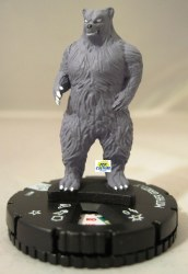 Heroclix Yu-Gi-Oh! Series 1 011 Mother Grizzly