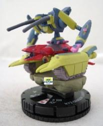 Heroclix Yu-Gi-Oh! Series 3 019 XYZ-Dragon Cannon