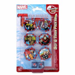 Heroclix Mighty Thor Dice & Token Pack