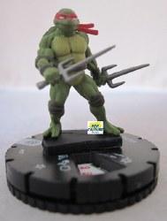 Heroclix TMNT1 001 Raphael