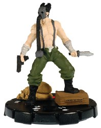 Horrorclix Nightmares 009 Survivalist