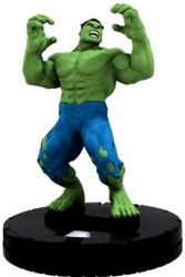 Heroclix The Incredible Hulk 001 Hulk