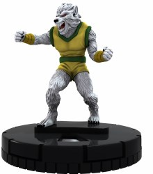 Heroclix The Incredible Hulk 009 Man-Wolf