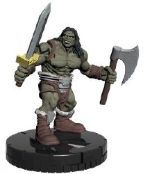 Heroclix The Incredible Hulk 015 Skaar