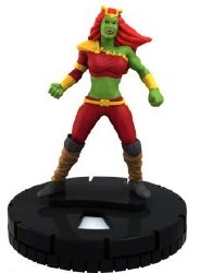 Heroclix The Incredible Hulk 016 Lyra
