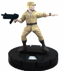 Heroclix The Incredible Hulk 018 A.I. Marine AI