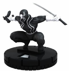 Heroclix The Incredible Hulk 019 Black Tarantula
