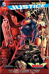 Justice Leauge: Trinity Hardcover