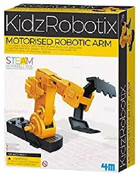Kidz Robotix: Motorized Robotic Arm