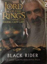 Lord of the Rings TCG: Black Rider - Saruman Starter Deck