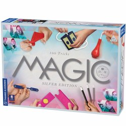 Magic: 100 Tricks Silver Edition