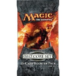 Magic the Gathering M12 Core Set Booster Pack
