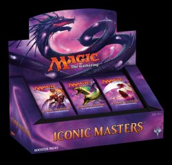 Magic the Gathering Iconic Masters 2017 Booster Box