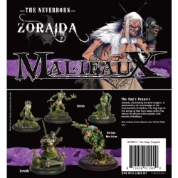 Malifaux: Neverborn, The Hag's Puppets