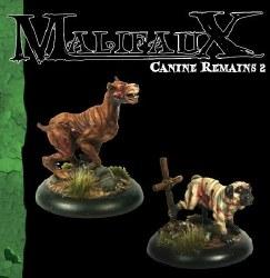 Malifaux: Resurrectionists Canine Remains 2