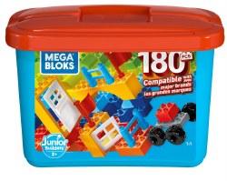 Mega Bloks: 180 Piece Tub