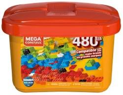 Mega Construx: 480 Piece Tub