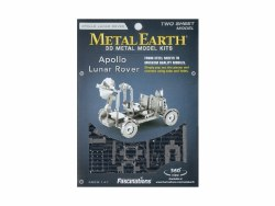 Metal Earth Apollo Lunar Rover