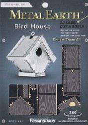 Metal Earth Bird House