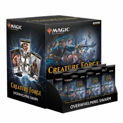 Magic the Gathering: Creature Forge - Overwhelming Swarm