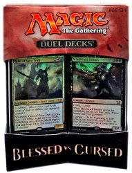Magic the Gathering Duel Decks: Blessed vs. Cursed