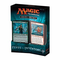 Magic the Gathering Duel Decks: Elves vs. Inventors