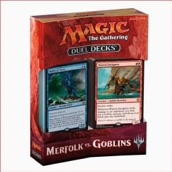 Magic the Gathering Duel Decks: Merfolk vs. Goblins