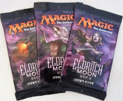 Magic the Gathering Eldritch Moon KOREAN Booster Pack