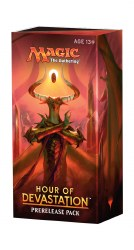 Magic the Gathering Hour of Devastation PreRelease Pack