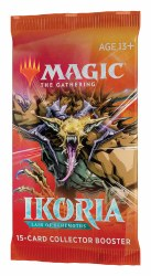 Magic the Gathering - Ikoria: Lair of Behemoths Collector Booster