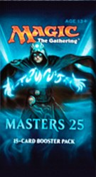 Magic the Gathering Masters 25 Booster Pack