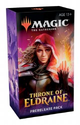 Magic the Gathering Throne of Eldraine PreRelease Pack