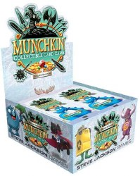 Munchkin CCG: Booster Box