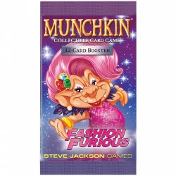 Munchkin CCG: Fashion Furious Booster Pack
