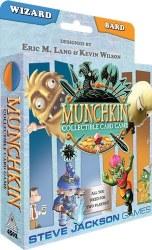 Munchkin Collectible Card Game: Wizard/Bard Starter Set