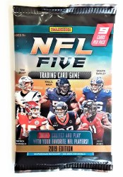 NFL Five Booster Pack
