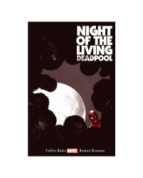 Night of the Living Deadpool Vol. 1 Paperback