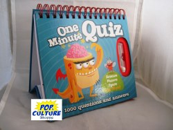 One Minute Quiz: Science