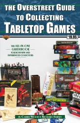 Overstreet Guide to Collecting Tabletop Games
