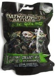 Pathfinder Battles WE BE GOBLINS 1-Figure Booster Pack