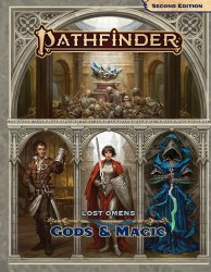 Pathfinder 2nd Edition Lost Omens: Gods & Magic
