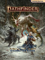 Pathfinder 2nd Edition - Lost Omens Character Guide