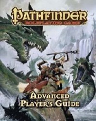 Pathfinder Advanced Player's Guide Hardcover