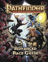 Pathfinder Advanced Race Guide Hardcover