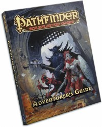 Pathfinder Adventurer's Guide Hardcover