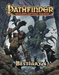 Pathfinder Bestiary 4 Hardcover
