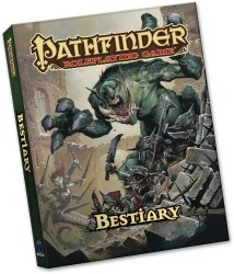 Pathfinder Bestiary Pocket Edition
