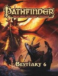 Pathfinder Bestiary 6 Hardcover